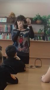 С Ириной Хасановной